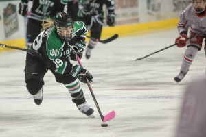 Meghan Dufault, North Dakota (UND Athletic Media Relations)