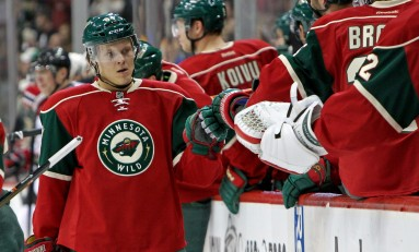 The 2013-14 Minnesota Wild: How They Were Built
