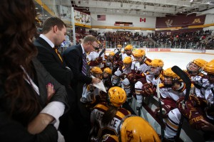 Minnesota Golden Gophers (Eric Miller/Gopher Athletics)