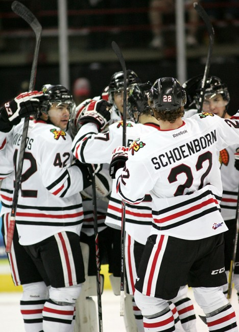 The Portland Winterhawks have won nine straight (photo whl.ca)