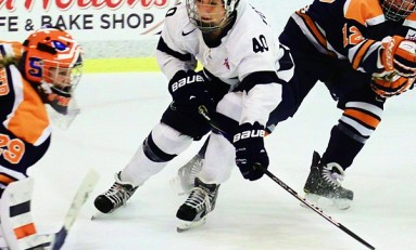 NCAA Women's Hockey Morning Skate: November 8th, 2013