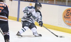 Shelby Bram, Mercyhurst Lakers (Ed Maillaird/Hurst Athletics)