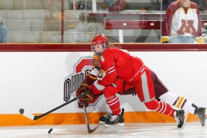 Taylor Kuehl, Ohio State Buckeyes (Ohio State Athletics)