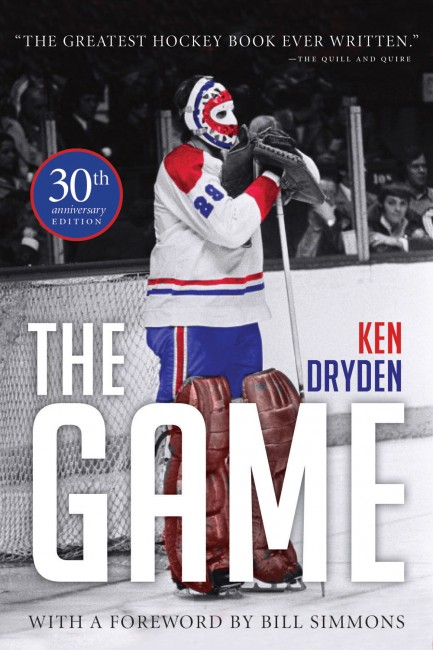 The Game Dryden book