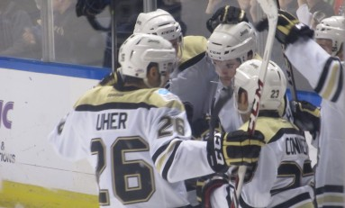 Wilkes-Barre/Scranton Penguins Continue Domination of Hershey Bears