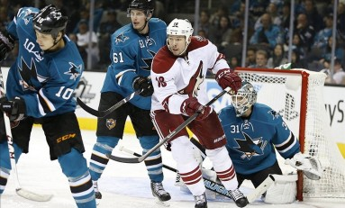 Sharks Lose Again: Did LA Expose a Weakness?