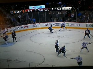 Zone Spacing 2 - Blackhawks
