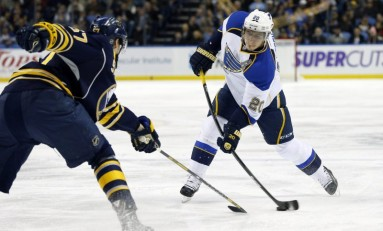 Blues Have Options to Replace Steen