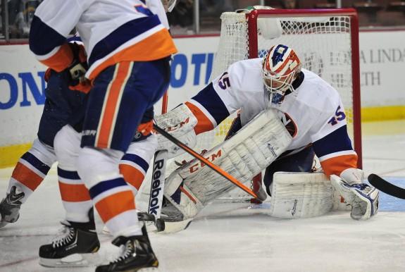 Anders Nilsson New York Islanders