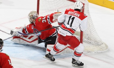 Hurricanes Renewed Faith In Zach Boychuk