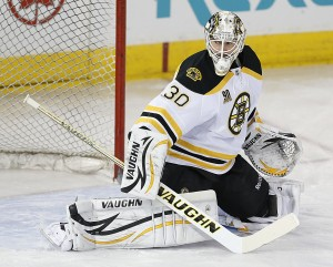 Chad Johnson Boston Bruins