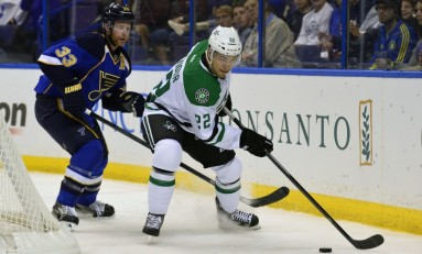 Colton Sceviour Shines In Stars Season Debut