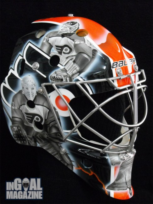Yann Danis Flyers Mask