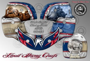 David Leggio New Mask