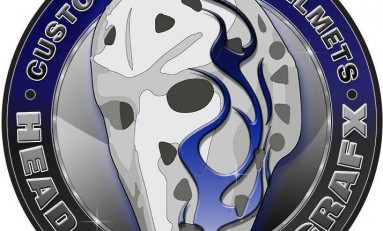 Goalie Mask Designs: Head Strong Grafx, Ahead of the Pack