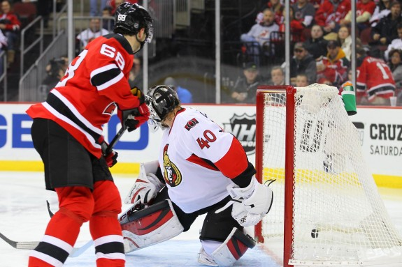 Jaromir Jagr joined the 700-goal club this season with the Devils.(Ed Mulholland-USA TODAY Sports)