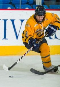 Kelly Babstock, Quinnipiac Bobcats (John Hassett/Quinnipiac Athletics)