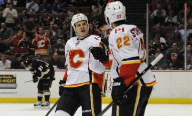 Blue-collar Calgary Flames Face Tough 2014-15 Season