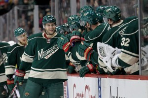 Defenceman Marco Scandella signed a five-year contract extension with the Minnesota Wild late last November. (Brace Hemmelgarn-USA TODAY Sports)