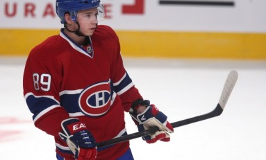 Canadiens' Prospect Martin Reway to Miss Training Camp