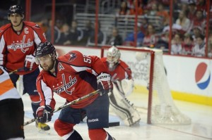 Washington Capitals defenseman Mike Green