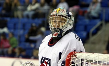 Fists Fly Again on the Road To Sochi for U.S. and Canadian Women