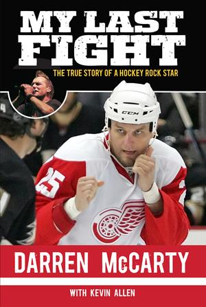 hockey fighting book