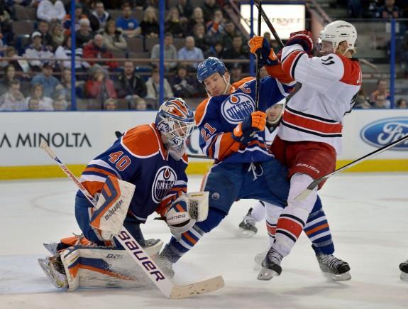 Dubnyk Oilers