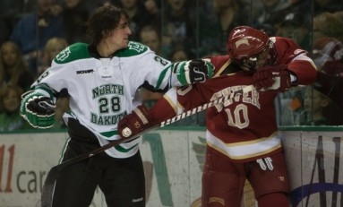 UND vs. DU, College Hockey's Hatfields and McCoys