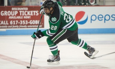 UND Hockey: Third Line Making an Impact