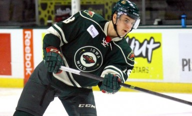 Wild Will Not Extend QO to Raphael Bussieres