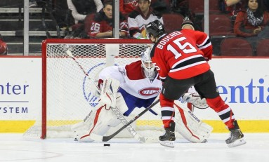 Q & A with Reid Boucher of the New Jersey Devils