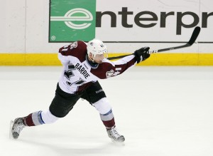 Tyson Barrie was passed over by the Canucks in the 2009 draft. He is now a staple on the Avalanche blueline. (Scott Rovak-USA TODAY Sports)