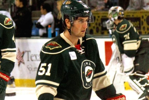 Zack Phillips Iowa Wild
