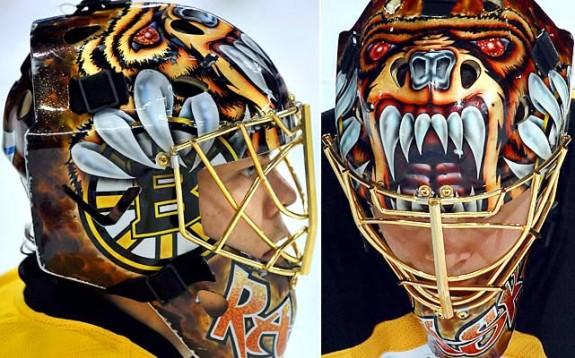 Tuukka Rask Mask