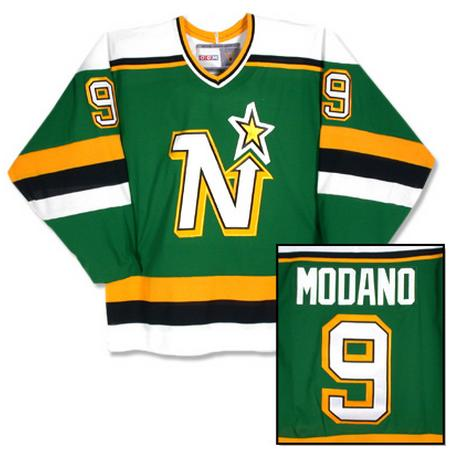 b59f7e4a9 North Stars  88- 91. The Minnesota North Stars used this jersey ...