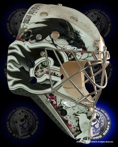 Karri Ramo Raven Mask