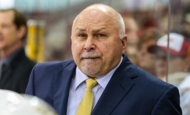 Report: Barry Trotz Will be Assistant for Canada at World Cup
