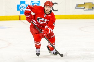 Nathan Gerbe Photo Credit: Andy Martin Jr