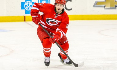 Nathan Gerbe Could Pay off for the Rangers