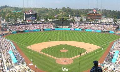 Kings Looking for a Home Run at Dodger Stadium
