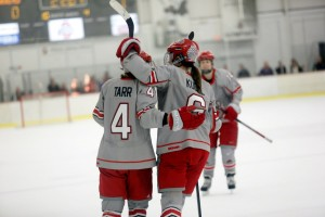Ally Tarr and Taylor Kuehl, Ohio State Buckeyes (Ohio State Athletics)