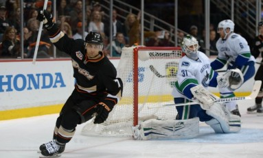 Sizing up the Vancouver Canucks' Division Rivals: Anaheim Ducks