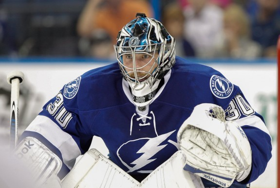 Eastern Conference Playoffs Ben Bishop