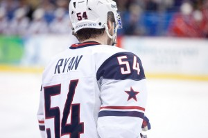 Bobby Ryan was left off the 2014 U.S. Olympic team. [photo: Kris Krug]