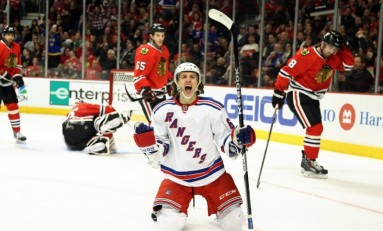 A Tale of Two Rangers: Zuccarello and Hagelin