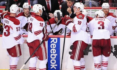 Phoenix Coyotes: A Month of Soul Searching