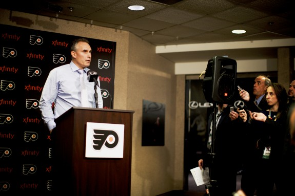 Since coming home to Philadelphia for the final time in 2003, Flyers head coach Craig Berube spent two previous stints as a Flyer before beginning his coaching career.