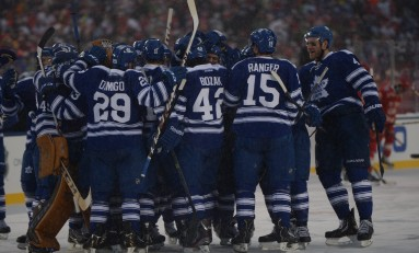 Rebuilding The Broken Maple Leafs