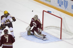 Thatcher Demko Eagles
